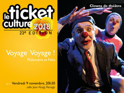 Ticket culture : Spectacle à Renage