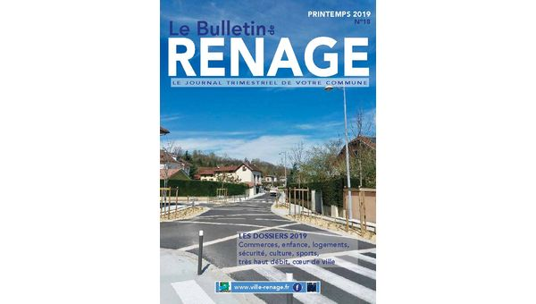 Bulletin municipal Printemps 2019
